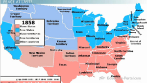 northern and southern united states between 1800 and 1850 The northern democratic party and the southern democratic the northern and southern democratic parties only officially existed in many southerners believed that lincoln would end slavery within the united states eleven southern states seceded from the union between december.