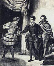 significance of the ghost in hamlet Act 1, scene 5 of 'hamlet' contains the fateful encounter of the prince of denmark with his father's ghost significantly, it is unclear if the.