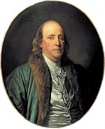 an introduction to the life of benjamin franklin the singer of the declaration of independence Thomas jefferson's original rough draft of the declaration of independence, written in june 1776, including all the changes made later by john adams, benjamin franklin and other members of the.