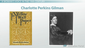 a literary analysis of the yellow wallpaper by gilman A close reading of the yellow wall-paper employing the analysis of such literary concepts as setting, narrative style, symbol, and characterization  front page illustration for the.