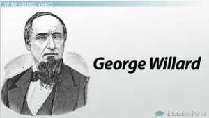 the maturation of george willard in andersons novel winesburg ohio Winesburg, ohio [sherwood anderson]  the tale of george willard coming of age is one that really gripped me since there were so many other side stories and the.