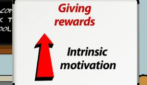 Intrinsically and extrinsically motivated to learn