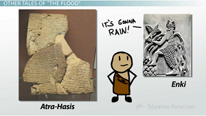 The Sumerian Flood Story