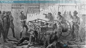 John Brown S Raid At Harpers Ferry Fighting Slavery