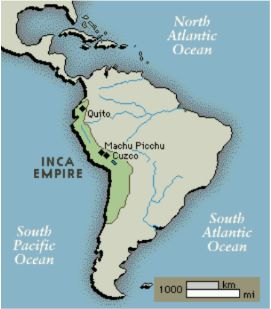 inca map for kids - photo #3
