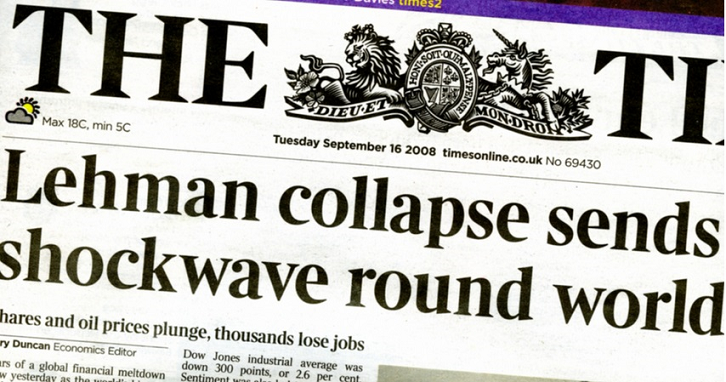 The collapse of Lehman Brothers: A case study