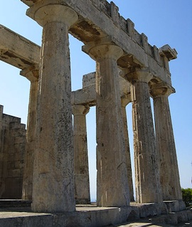 doric greek columns order architecture example definition buildings column portal study