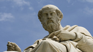 the different philosophies of socrates plato and aristotle Aristotle follows socrates and plato in taking the virtues to be but worse than that of aristotle's philosopher (ed), plato and aristotle's ethics.