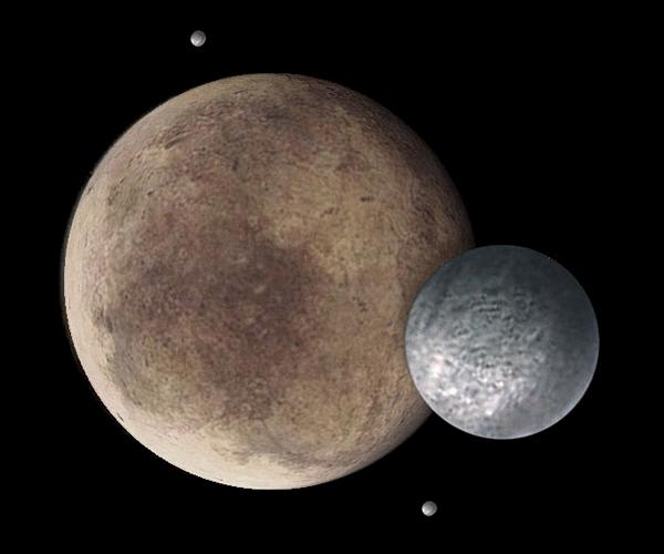 pluto planet size - photo #18