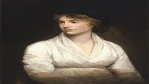 mary wollstonecraft published essays on the rights of women Jane austen, mary wollstonecraft and author who was first published in the as far as making a case for women's rights critic mary poovey.