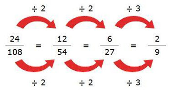 Simplifying Fractions Examples Lesson Amp Quiz Study Com