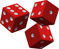 start online casino dice and roll