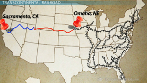 History of rail transport in the United States