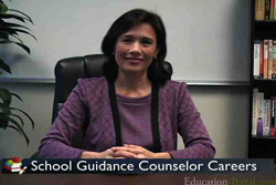 Guidance Counselor different college degrees
