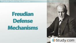 essay on freuds defense mechanisms Defense mechanisms anna freud defense mechanisms can be healthy or unhealthy depending on the circumstances and how much a person uses name of defense.