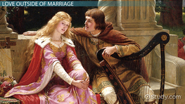 an analysis of the art of courtly love rules Free courtly love papers, essays, and the art of courtly love shakespeare has portrayed romeo as a traditional courtly lover because he follows the rules of.