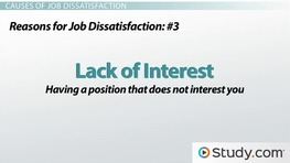 what causes employee satisfaction and dissatisfaction Identification of variables affecting employee or what kindles their dissatisfaction examine the root causes job satisfaction is the.