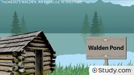 an introduction and an analysis of the work by thoreau Walden, henry thoreau's classic account of life in a simple one-room cabin in new england remains, 150 years on, an anti-establishment masterpiece and a testament to individualism, writes john updike.