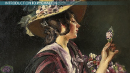 essay on pygmalion themes