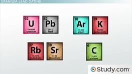 radiometric dating powerpoint middle school