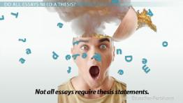What is a theme statement?