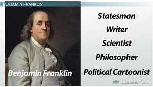 a biography and life work of benjamin franklin an american inventor El inventor benjamin franklin the inventor benjamin franklin this script is based on the true story of the life of benjamin franklin as a boy a biography of benjamin franklin: printer, journalist, and statesman.