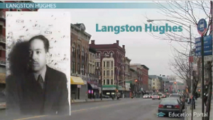 "the imagery of langston hughess harlem essay The imagery of langston hughes's harlem ""what happens when dreams are  deferred"" is the first line in langston hughes's ""harlem,"" a very interesting social ."